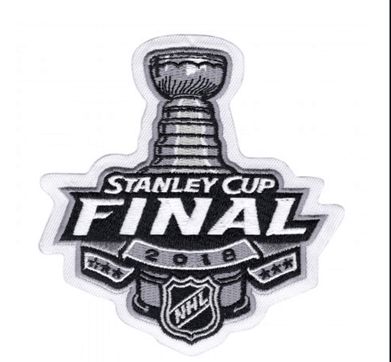 2018 Stanley Cup Final Bound Patch