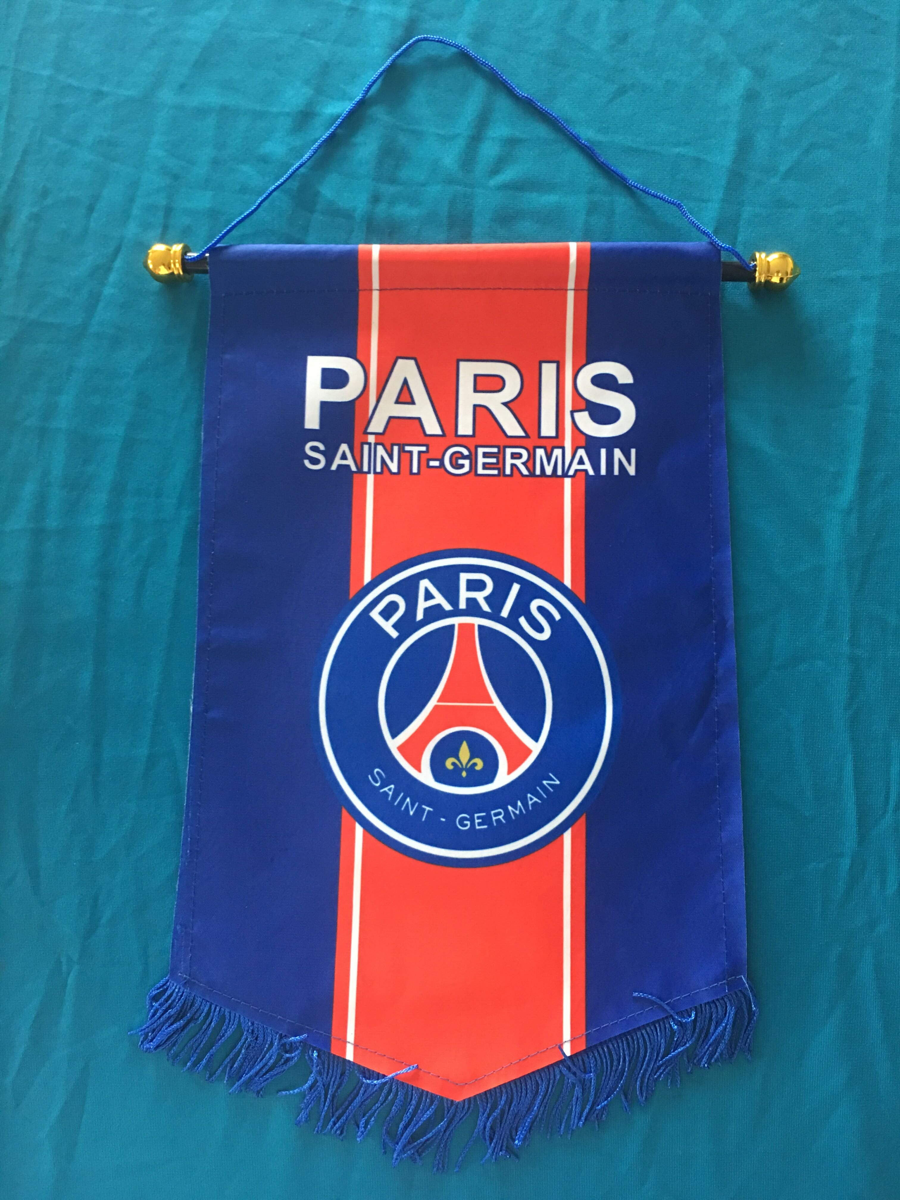 Paris Hang Flag Decor Football Fans Souvenir