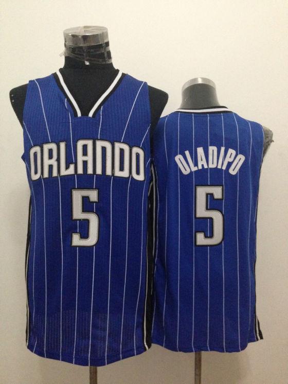 Magic 5 Oladipo Blue New Revolution 30 Jerseys