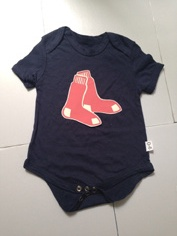 Red Sox Navy Toddler T-shirts