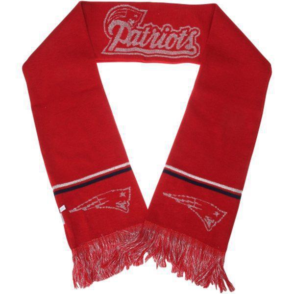 Patriots Red Fashion Scarf
