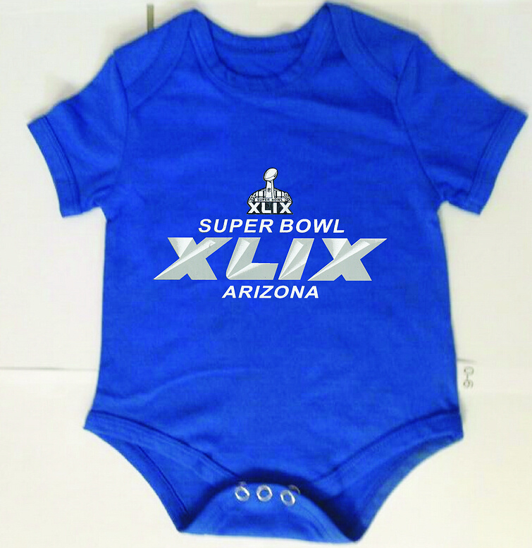 2015 Super Bowl XLIX D.Blue Toddler T Shirts