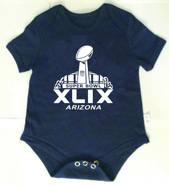 2015 Super Bowl XLIX Navy Blue Toddler T Shirts
