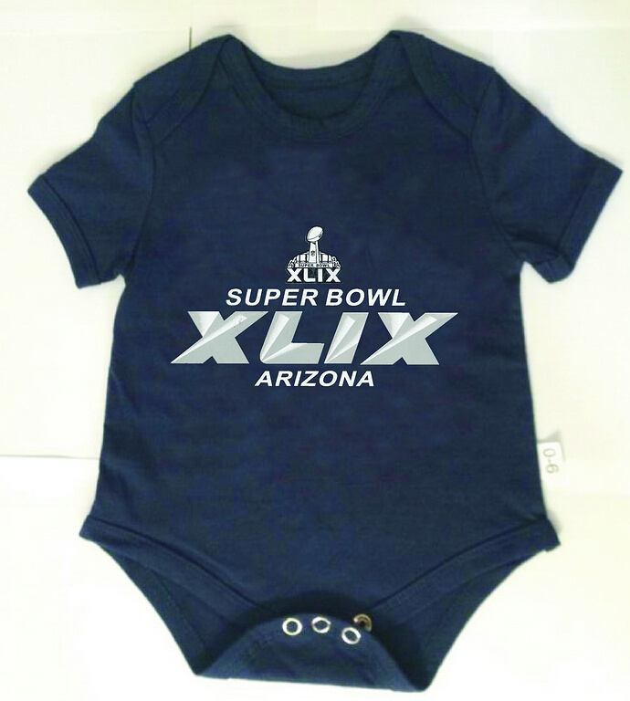 2015 Super Bowl XLIX Navy Blue Toddler T Shirts2
