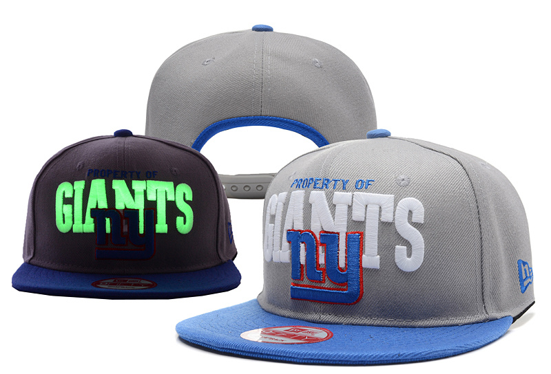 Giants Fashion Luminous Caps YD