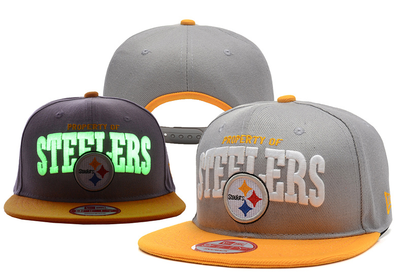 Steelers Fashion Luminous Caps YD