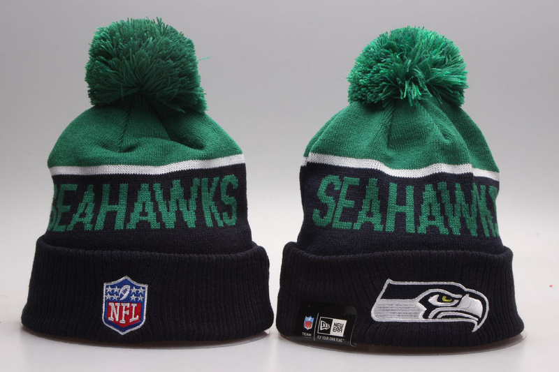 Seahawks Fashion Knit Hat YP