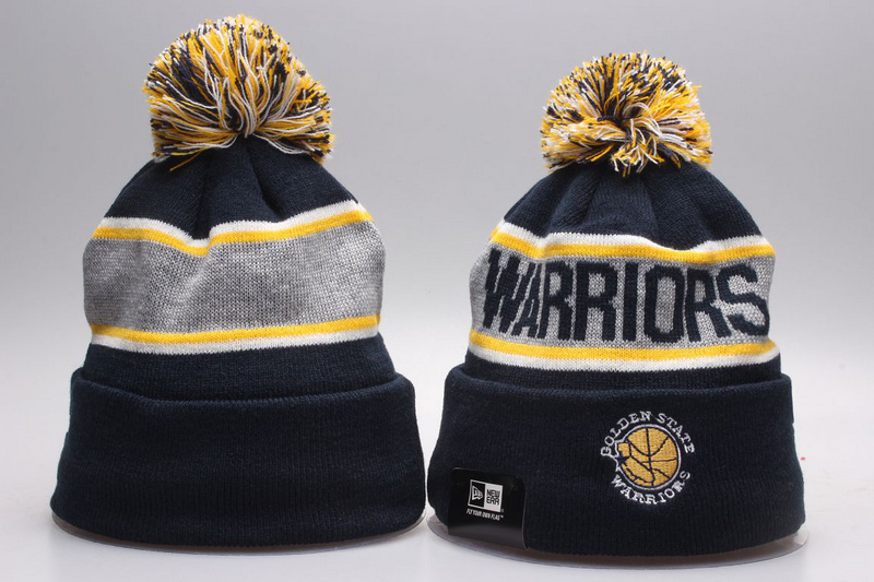 Warriors Fashion Knit Hat YP