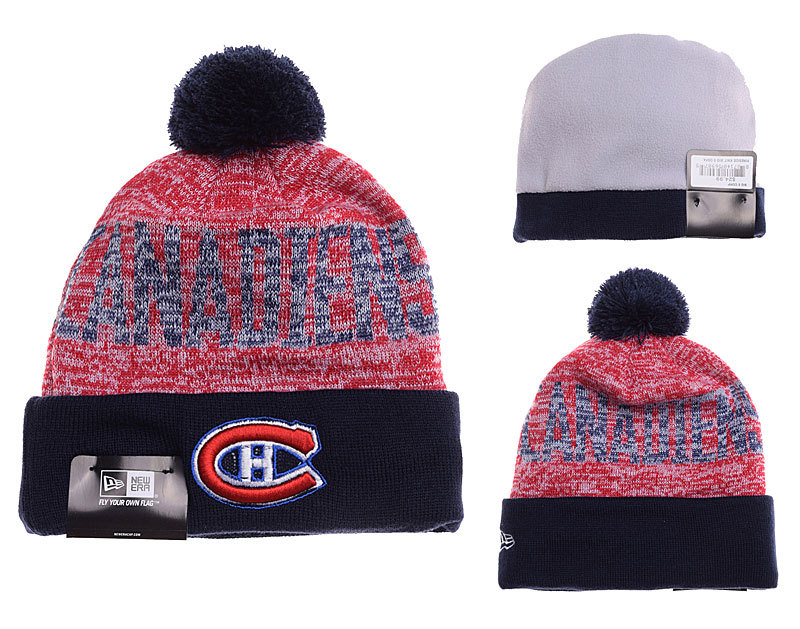 Canadiens Fashion Knit Hat YD