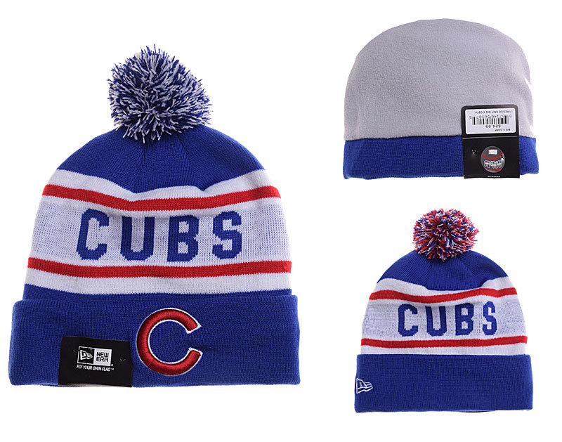 Cubs Fashion Knit Hat YD