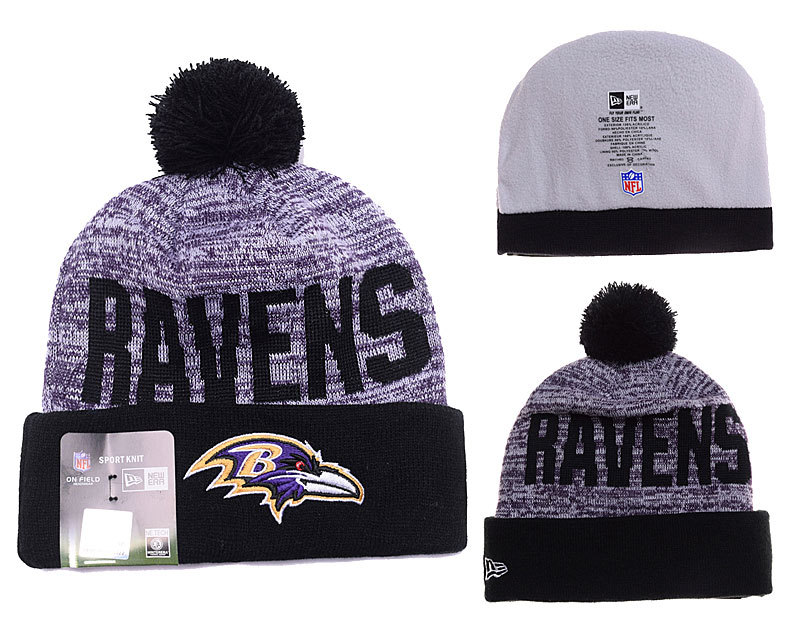 Ravens Fashion Knit Hat YD