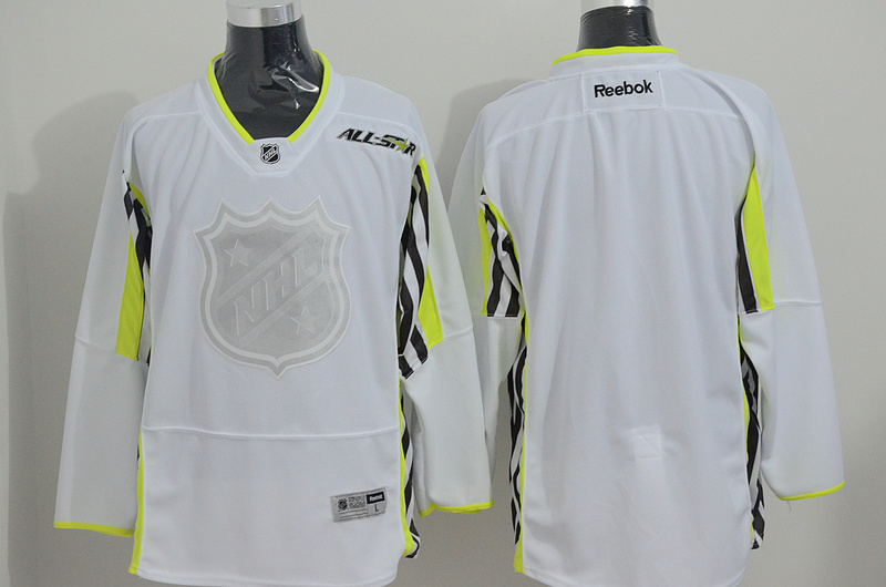 NHL White 2015 All Star Jersey