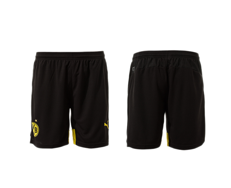 2015-16 Dortmund Home Shorts