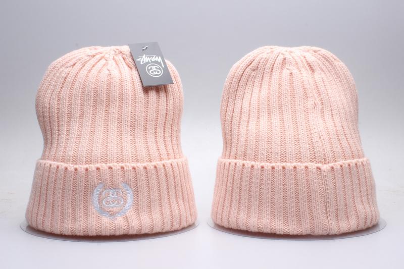 Stussy Pink Fashion Knit Hat YP
