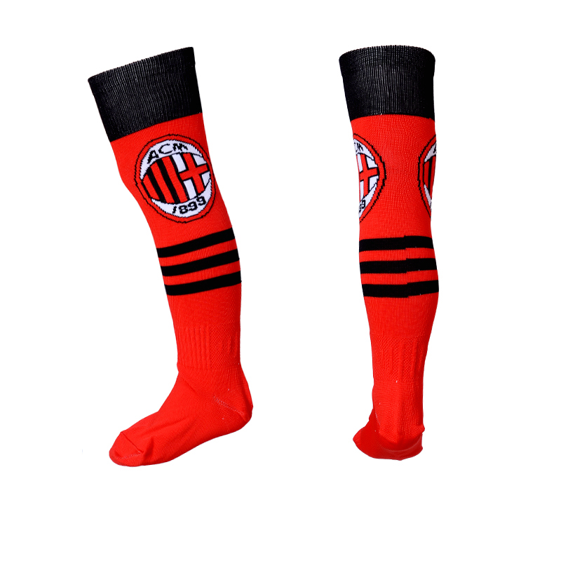 2016-17 AC Milan Youth Soccer Socks