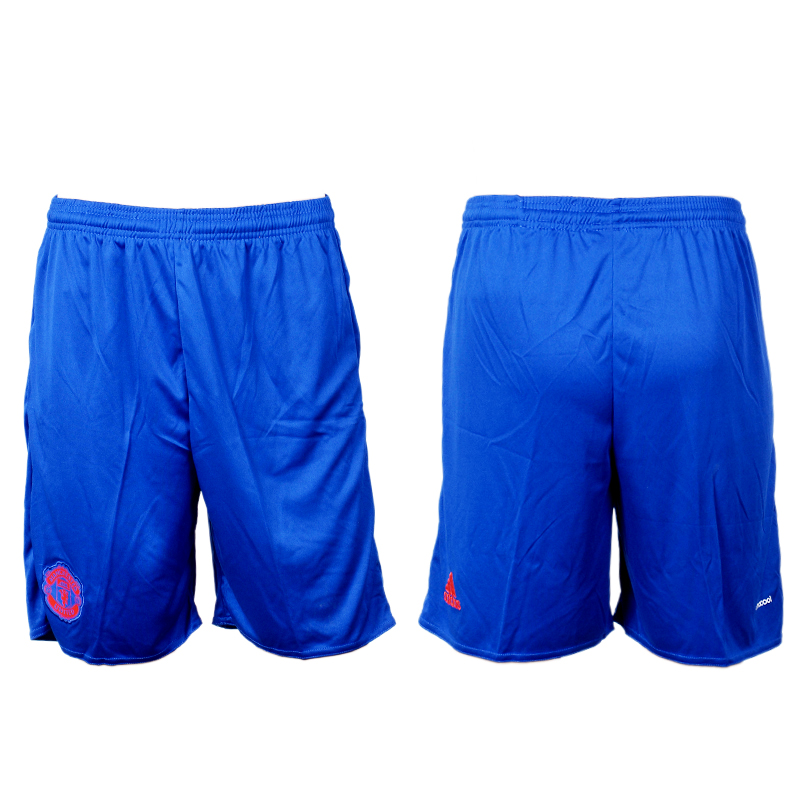2016-17 Manchester United Away Soccer Shorts