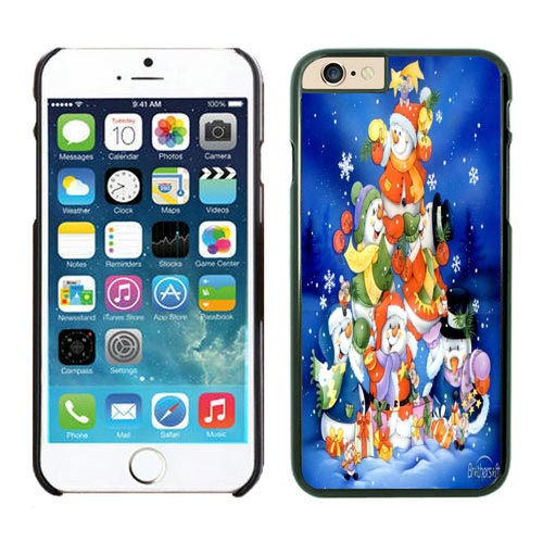 Christmas Iphone 6 Cases Black50