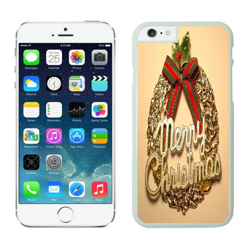 Christmas Iphone 6 Cases White23