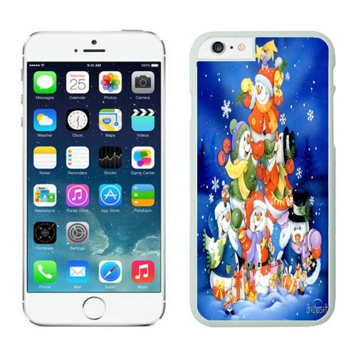 Christmas Iphone 6 Cases White50