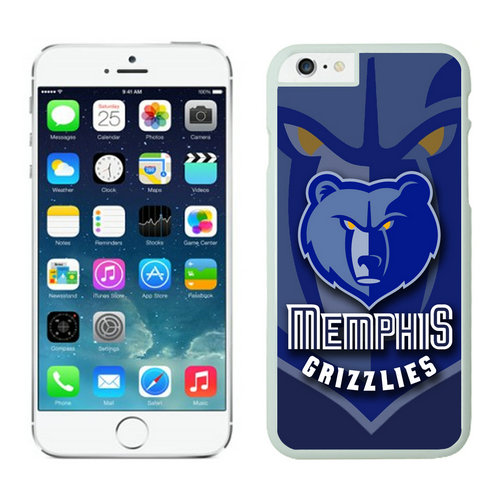 Memphis Grizzlies iPhone 6 Cases White06