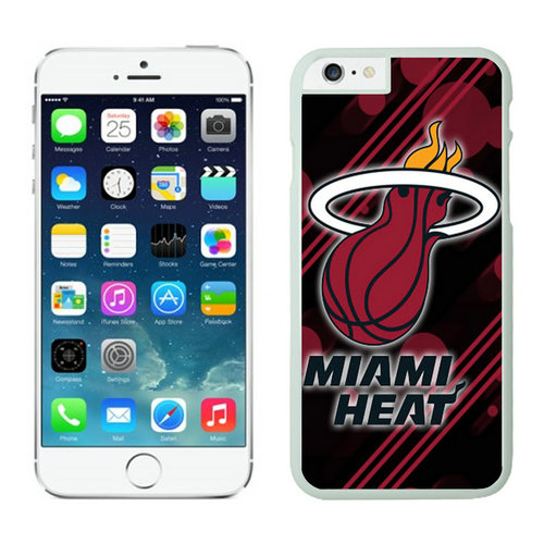 Miami Heat iPhone 6 Cases White07