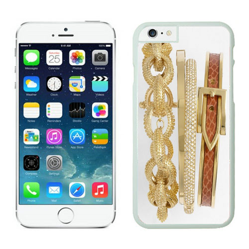 Michael Kors iPhone 6 White57