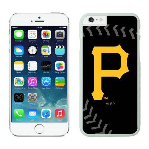 Pittsburgh Pirates iPhone 6 Cases White02