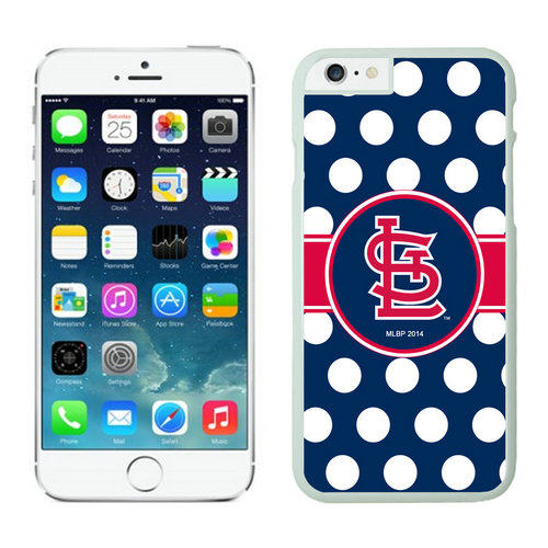 St Louis Cardinals iPhone 6 Cases White02