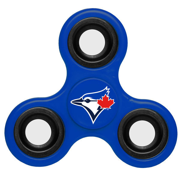 Toronto Blue Jays 3 Way Fidget Spinner