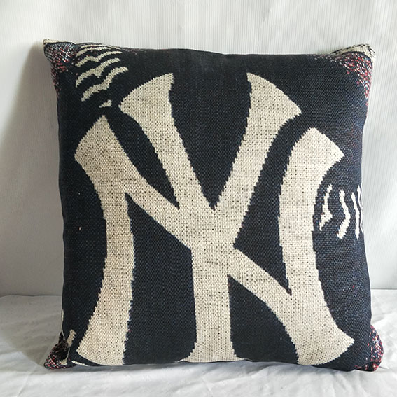 New York Yankees Baseball Pillow