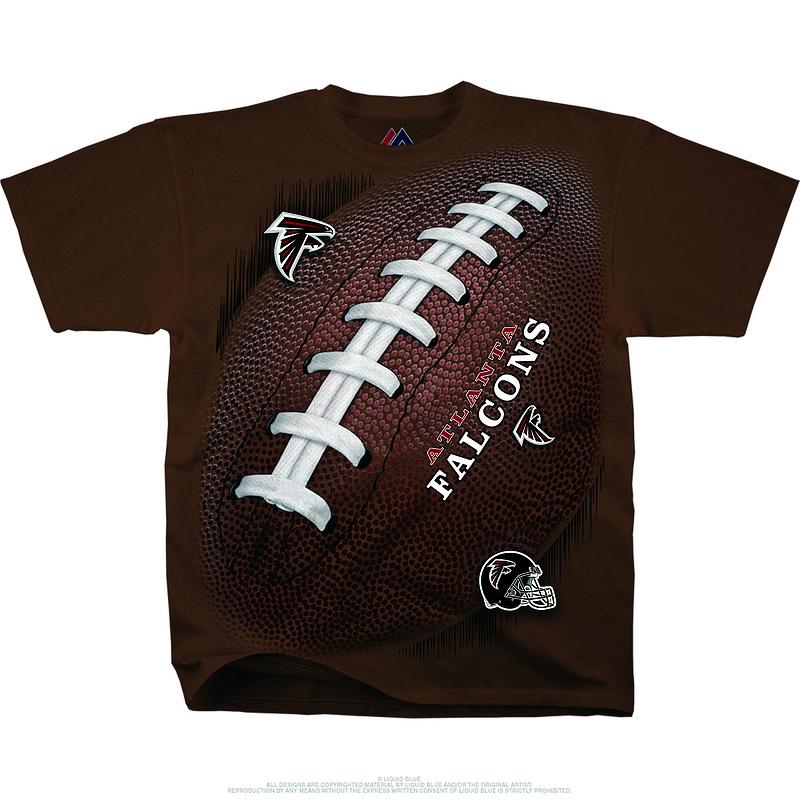 Atlanta Falcons Kickoff Tie-Dye Premium Men's T-Shirt