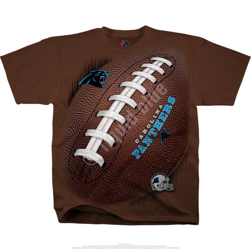 Carolina Panthers Kickoff Tie-Dye Premium Men's T-Shirt