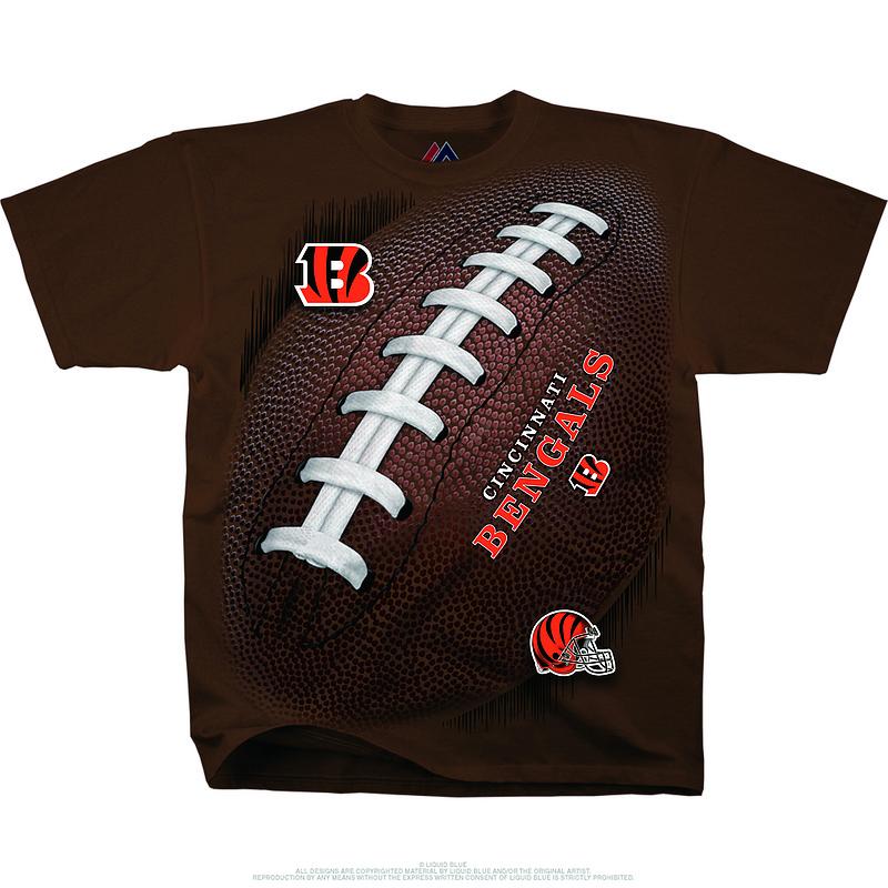 Cincinnati Bengals Kickoff Tie-Dye Premium Men's T-Shirt