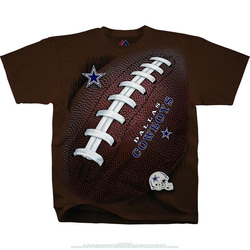 Dallas Cowboys Kickoff Tie-Dye Premium Men's T-Shirt