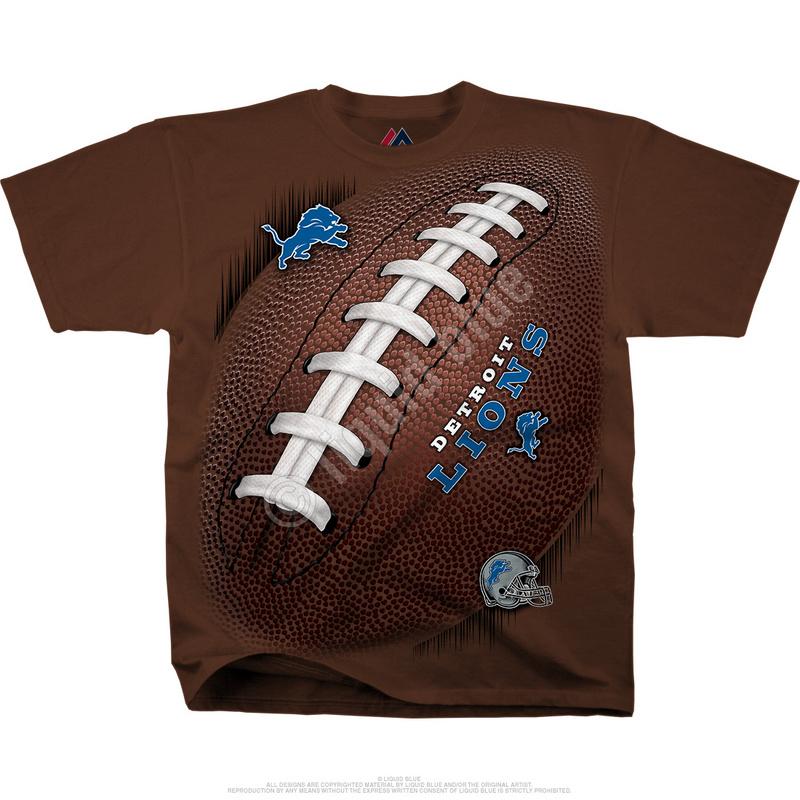 Detroit Lions Kickoff Tie-Dye Premium Men's T-Shirt