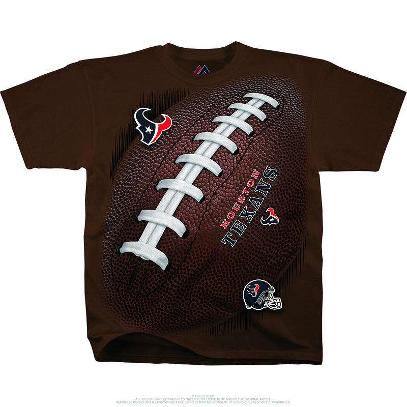 Houston Texans Kickoff Tie-Dye Premium Men's T-Shirt