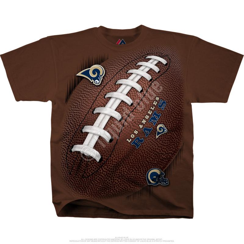 Los Angeles Rams Kickoff Tie-Dye Premium Men's T-Shirt