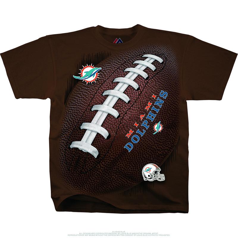 Miami Dolphins Kickoff Tie-Dye Premium Men's T-Shirt