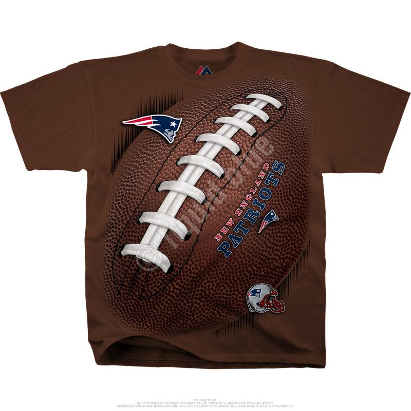 New England Patriots Kickoff Tie-Dye Premium Men's T-Shirt