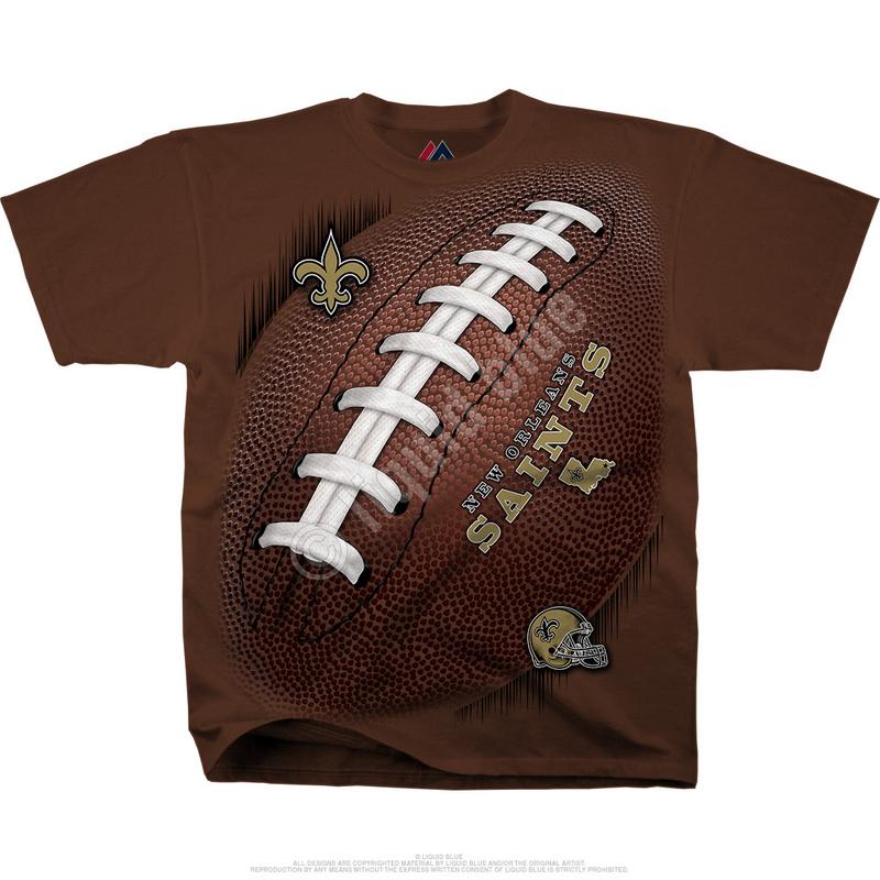 New Orleans Saints Kickoff Tie-Dye Premium Men's T-Shirt
