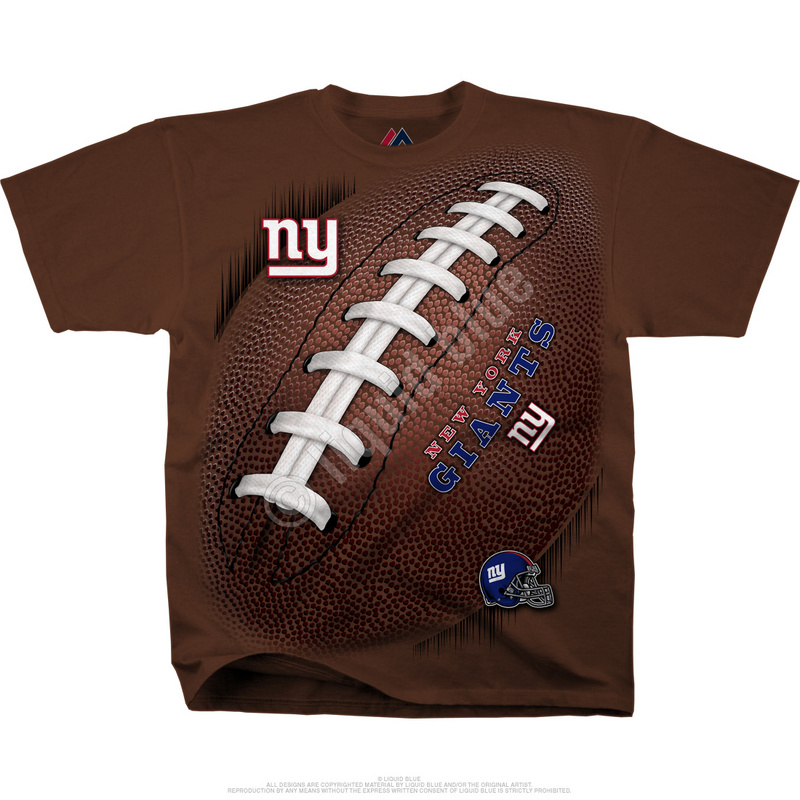 New York Giants Kickoff Tie-Dye Premium Men's T-Shirt