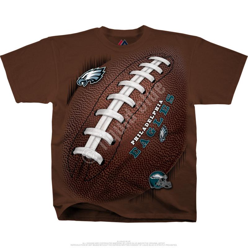 Philadelphia Eagles Kickoff Tie-Dye Premium Men's T-Shirt