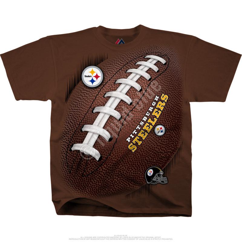 Pittsburgh Steelers Kickoff Tie-Dye Premium Men's T-Shirt