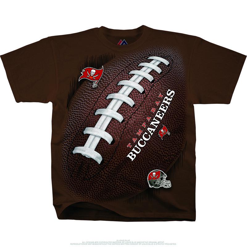 Tampa Bay Buccaneers Kickoff Tie-Dye Premium Men's T-Shirt
