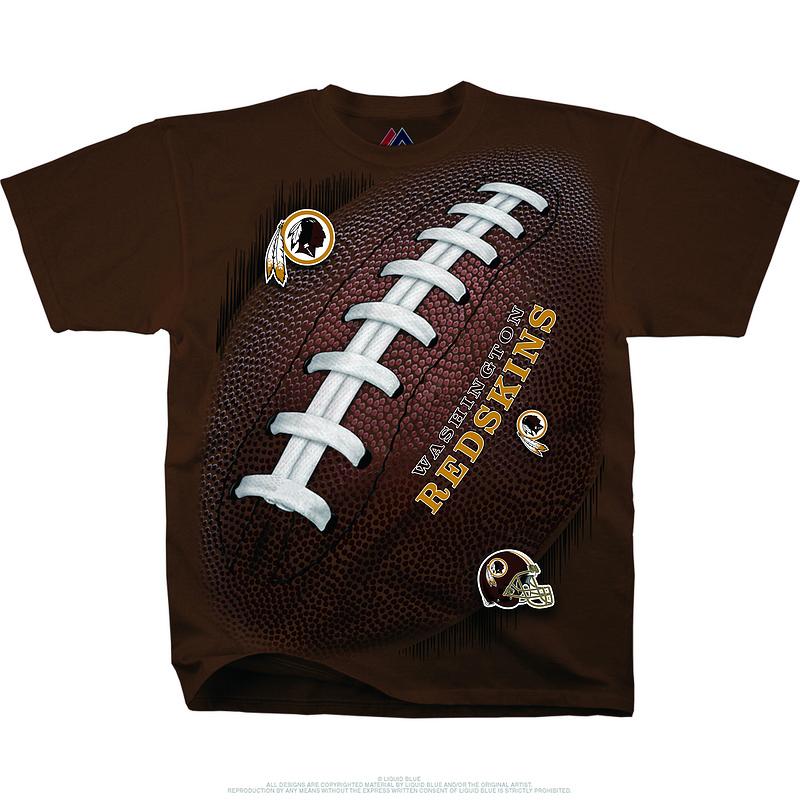 Washington Redskins Kickoff Tie-Dye Premium Men's T-Shirt