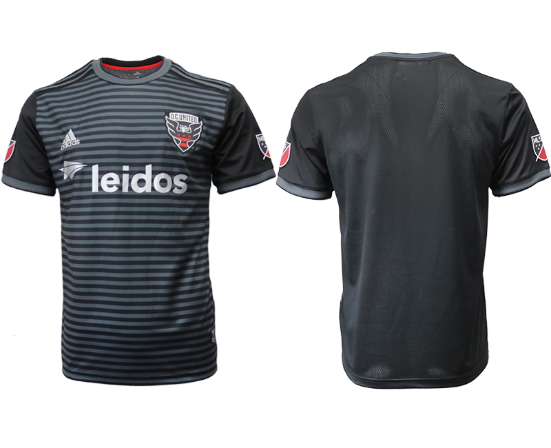 2018-19 D.C. United Home Thailand Soccer Jersey