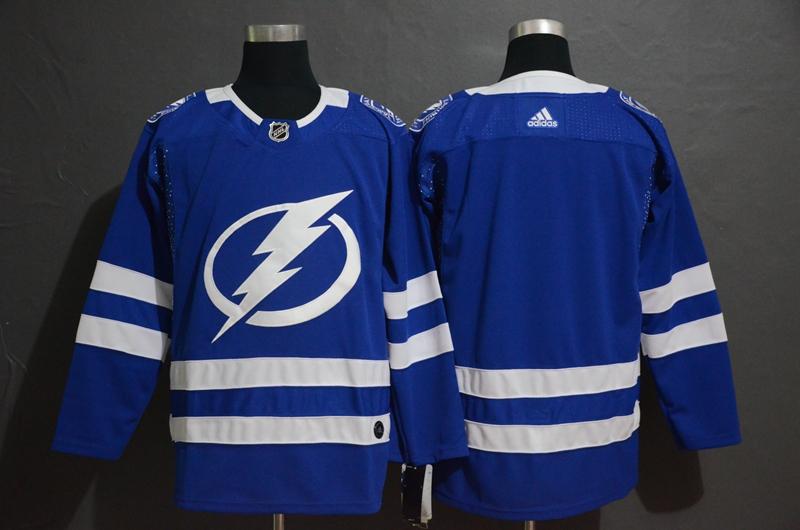 Lightning Blank Blue Adidas Jersey