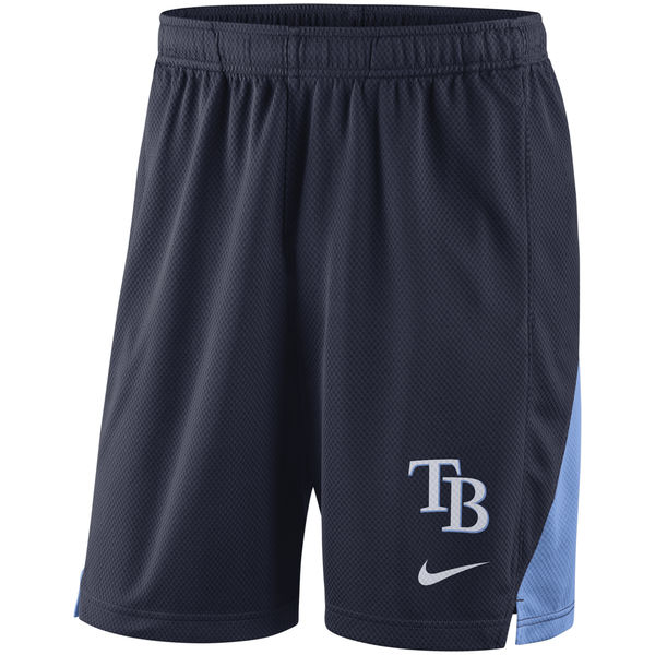 Men's Tampa Bay Rays Nike Navy Franchise Performance Shorts