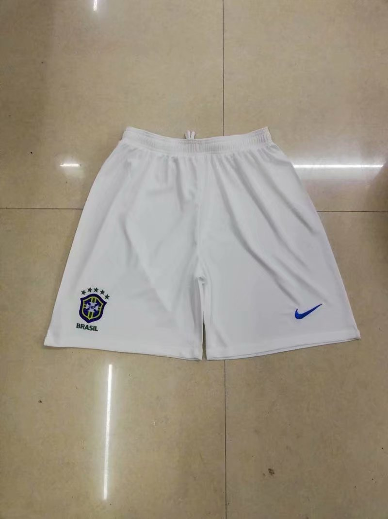 Brazil Away 2018 FIFA World Cup Thailand Soccer Shorts