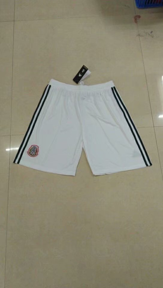 Mexico Home 2018 FIFA World Cup Thailand Soccer Shorts